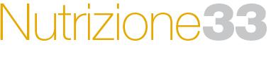 Logo: nutrizione33.it